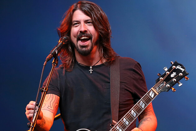 Dave Grohl's recurring house dream