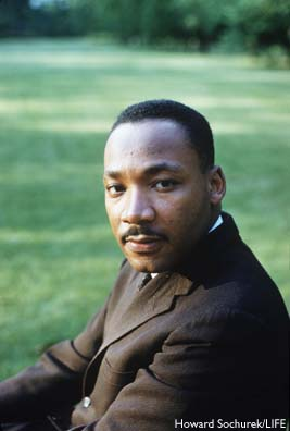 MLK's dream you probably didn't know about