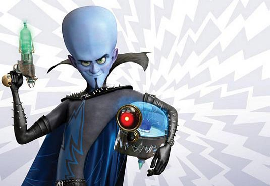 A mega-powerful dream about Megamind