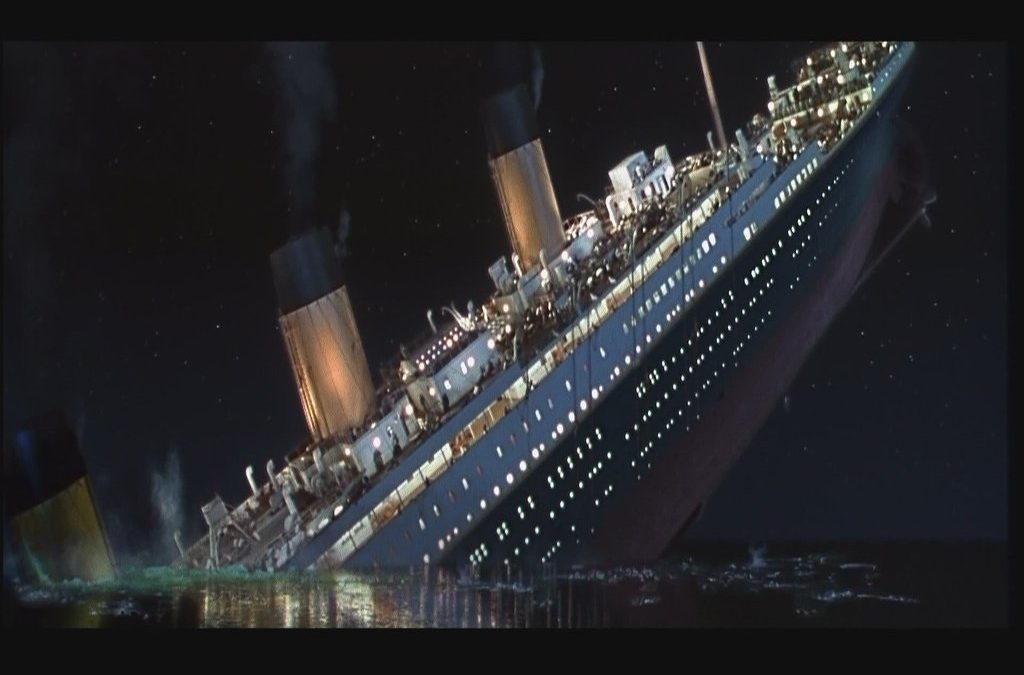 Ships and boats in dreams… and dreams of Titanic that came true