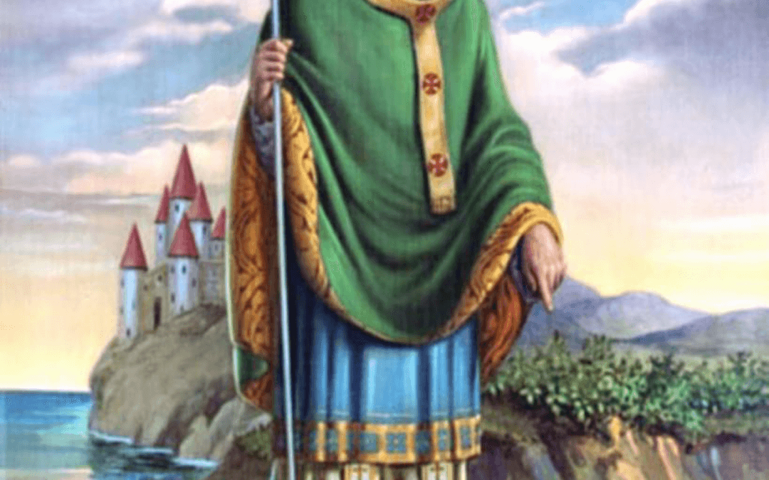 A dream that changed St. Patrick's life